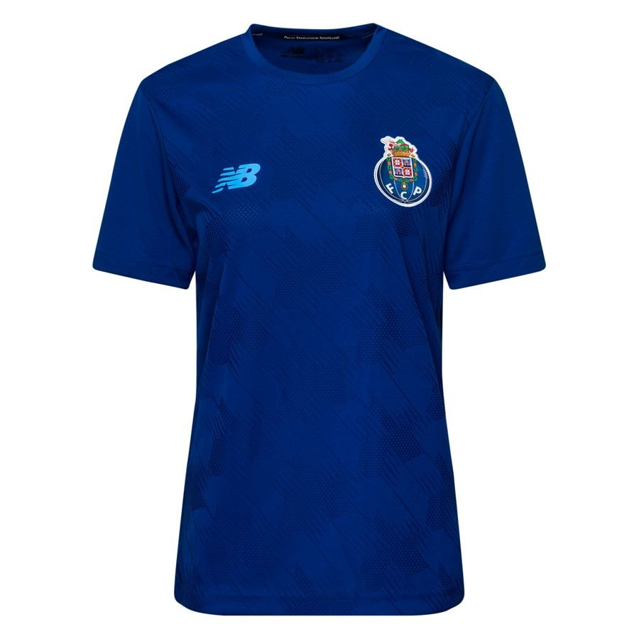 Porto Tränings T-Shirt Pre Match - Blå Barn