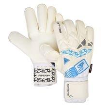 Sells Keepershandschoenen Wrap Aqua Ultieme - Wit/Zwart/Blauw