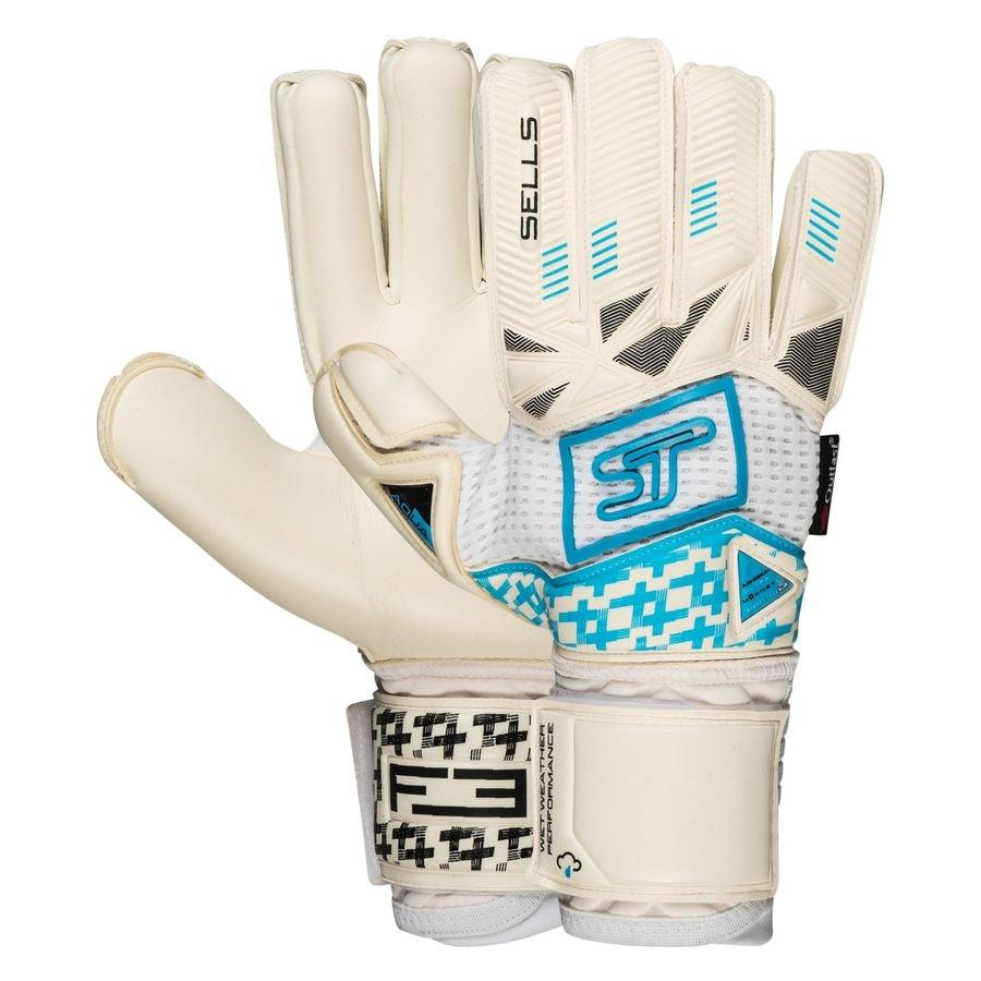 Sells Keepershandschoenen F3 Aqua Ultieme - Wit/Zwart/Blauw