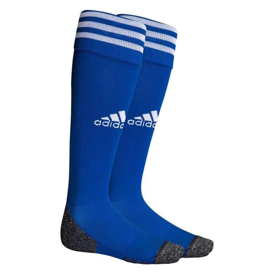 adidas Fodboldsokker Adi 21 - Blå/Hvid thumbnail