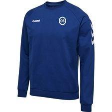 Odense Boldklub Go Cotton Sweatshirt - Blå