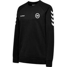 Odense Boldklub Go Cotton Sweatshirt - Svart Dam