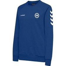 Odense Boldklub Go Cotton Sweatshirt - Blå Dam