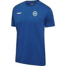 Odense Boldklub Go Cotton T-Shirt - Blå