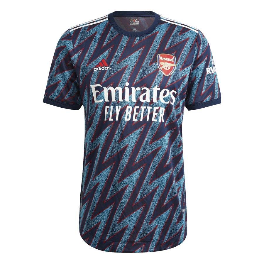 Arsenal 3. Trøje 2021/22 Authentic