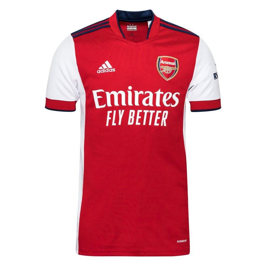 Arsenal Hjemmebanetrøje 2021/22