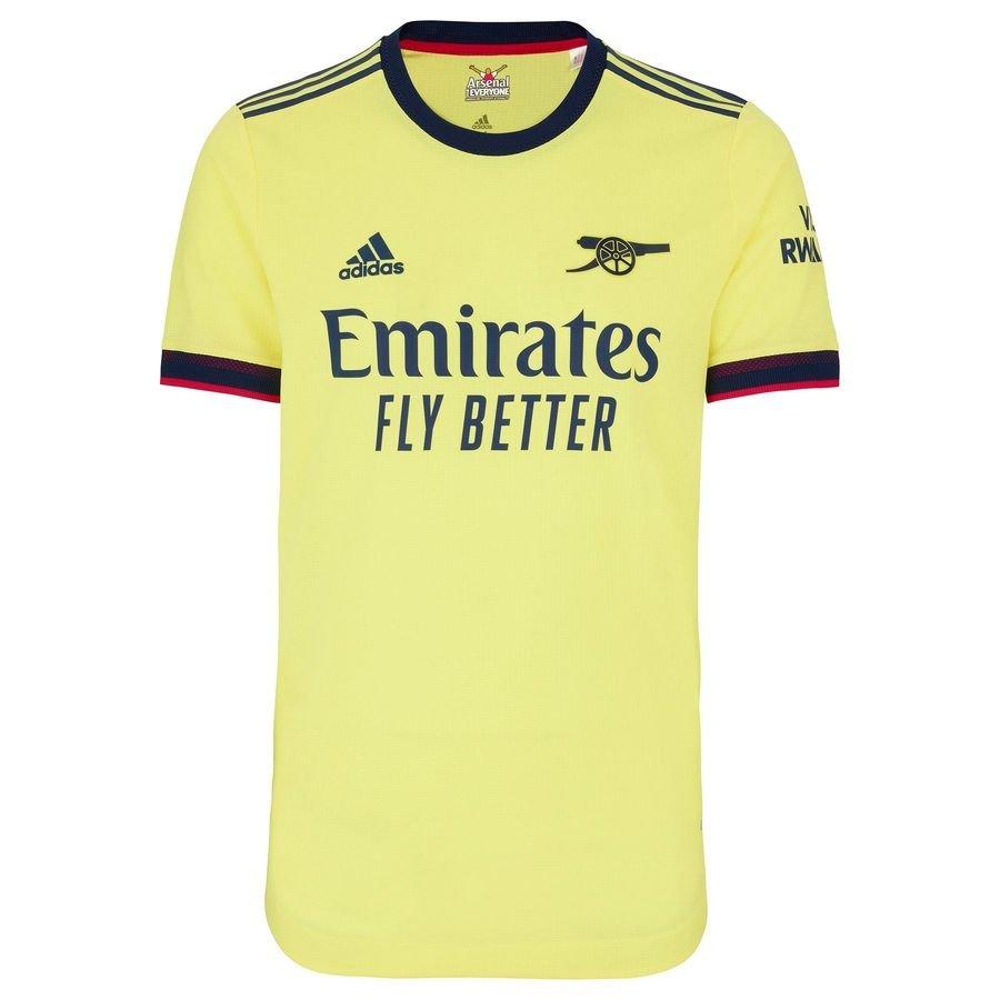 Arsenal Udebanetrøje 2021/22 Authentic