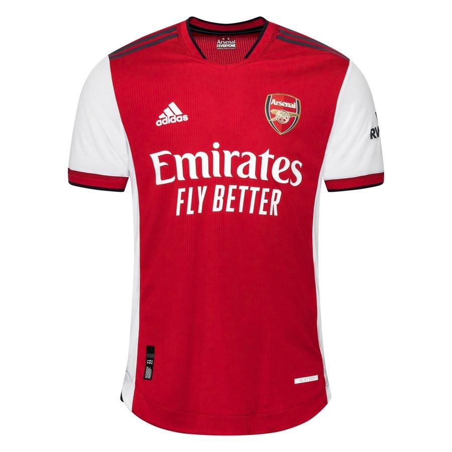 Arsenal Hjemmebanetrøje 2021/22 Authentic