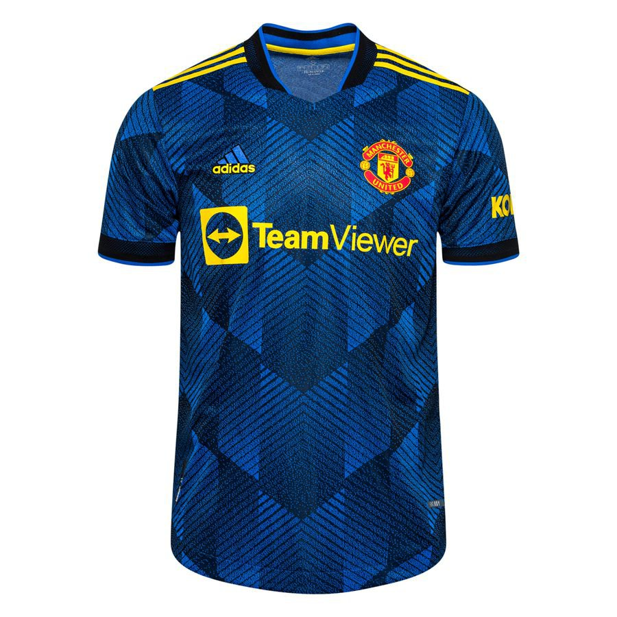 Manchester United 3. Trøje 2021/22 Authentic