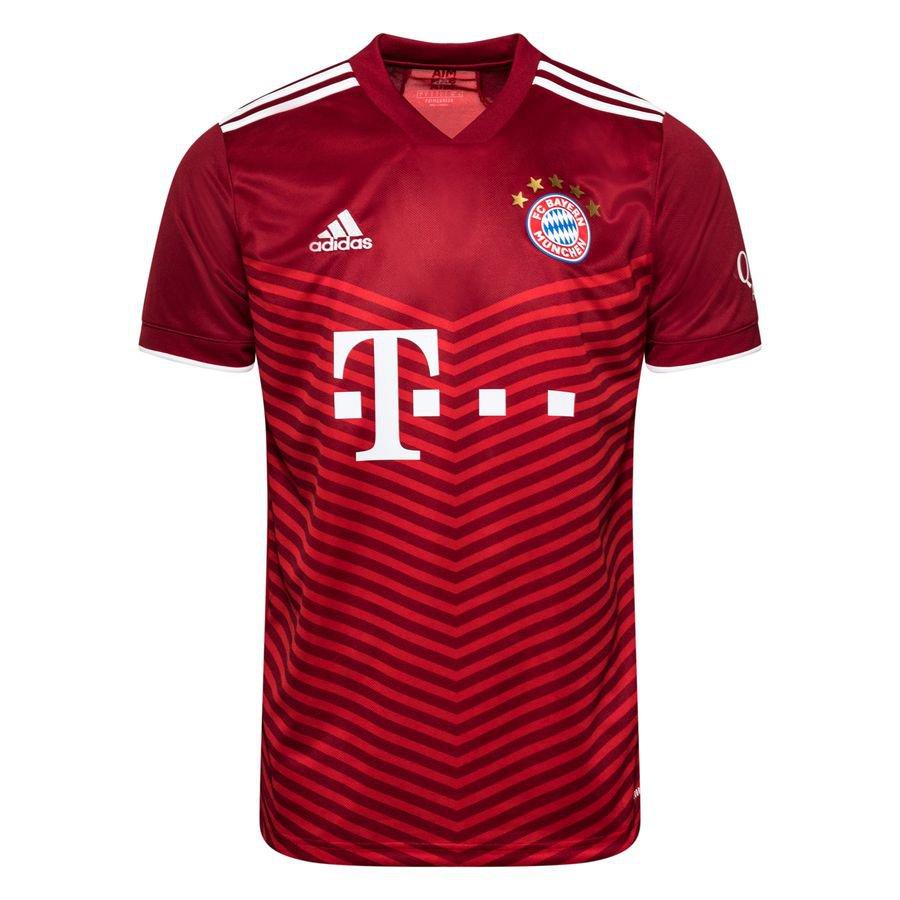 Bayern München Hjemmebanetrøje 2021/22