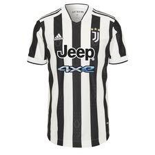 Juventus Hjemmebanetrøje 2021/22 Authentic