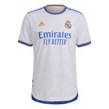 Real Madrid Hjemmebanetrøje 2021/22 Authentic