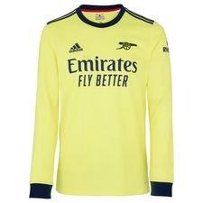 Arsenal Udebanetrøje 2021/22 Lange Ærmer FORU