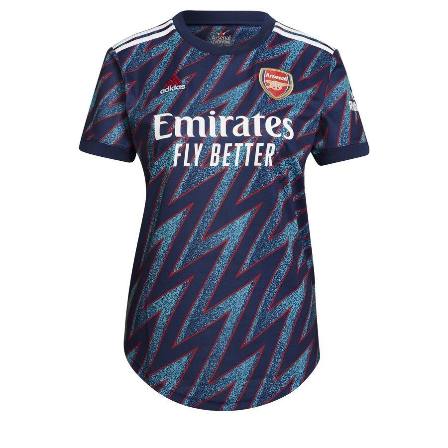 Arsenal 3. Trøje 2021/22 Kvinde