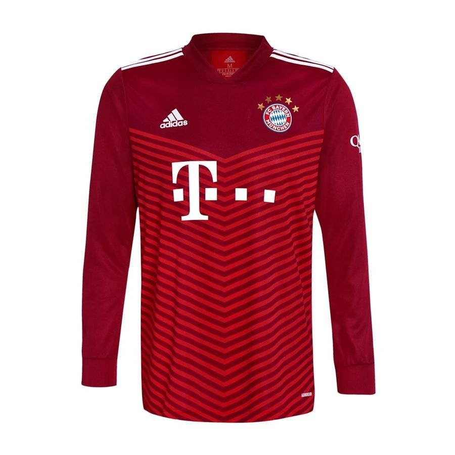 Bayern München Hjemmebanetrøje 2021/22 Lange