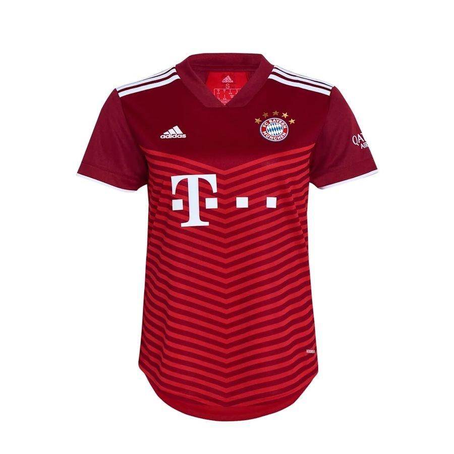 Bayern München Hjemmebanetrøje 2021/22 Kvinde