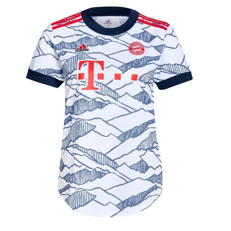 Bayern München 3. Trøje 2021/22 Kvinde