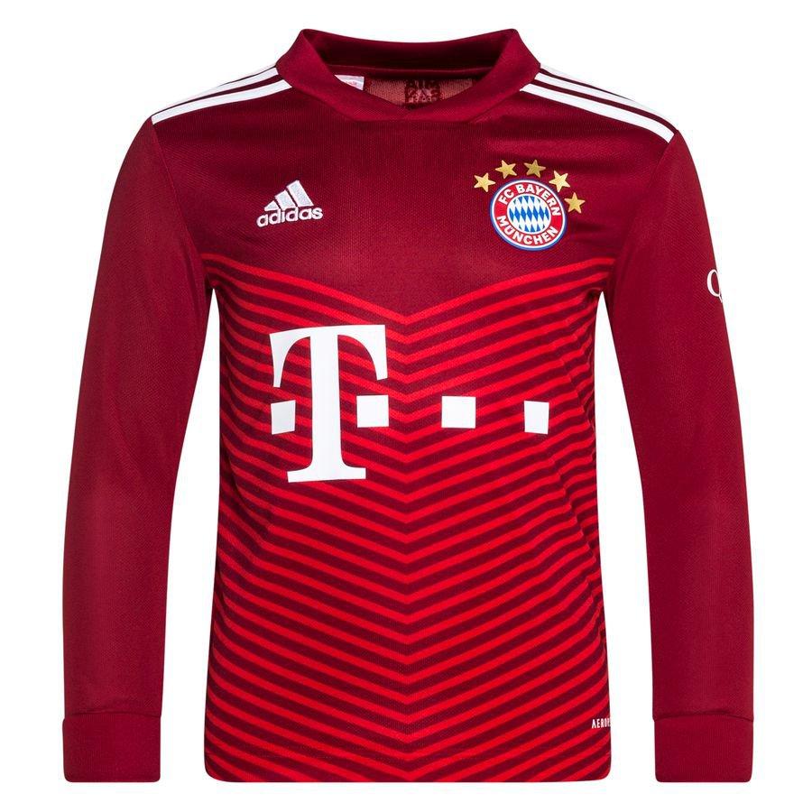 Bayern München Hjemmebanetrøje 2021/22 Børn L