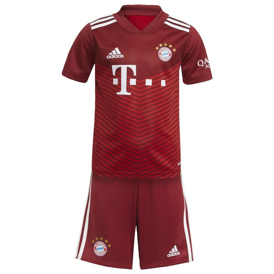 Bayern München Hjemmebanetrøje 2021/22 Mini-K