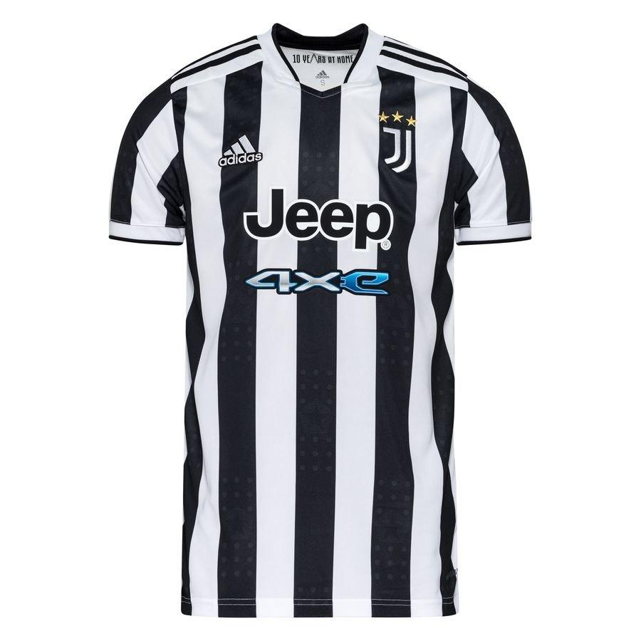 Juventus Hjemmebanetrøje 2021/22 Børn