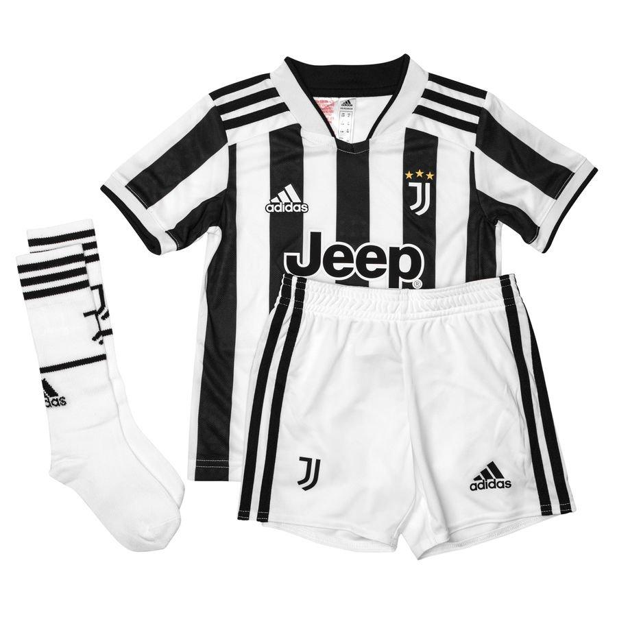 Juventus Hjemmebanetrøje 2021/22 Mini-Kit Bør
