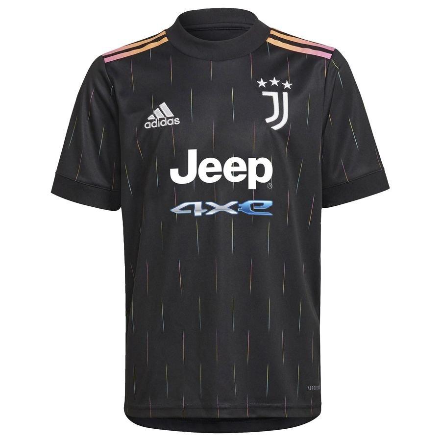 Juventus Udebanetrøje 2021/22 Børn