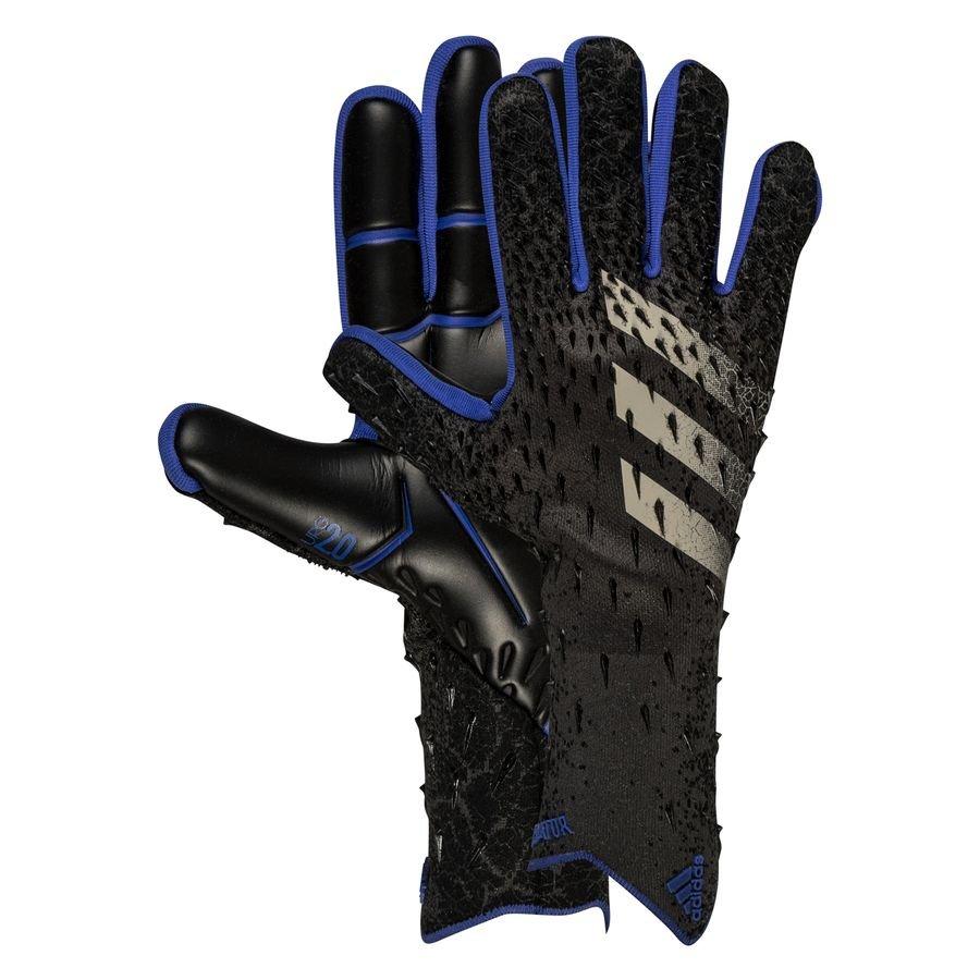 adidas Keepershandschoenen Predator Pro Escapelight - Grijs/Zwart/Blauw