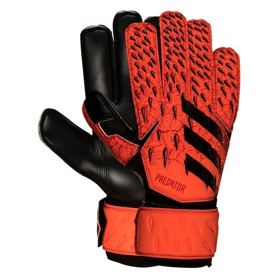 adidas Keepershandschoenen Predator Match Meteorite - Rood/Zwart