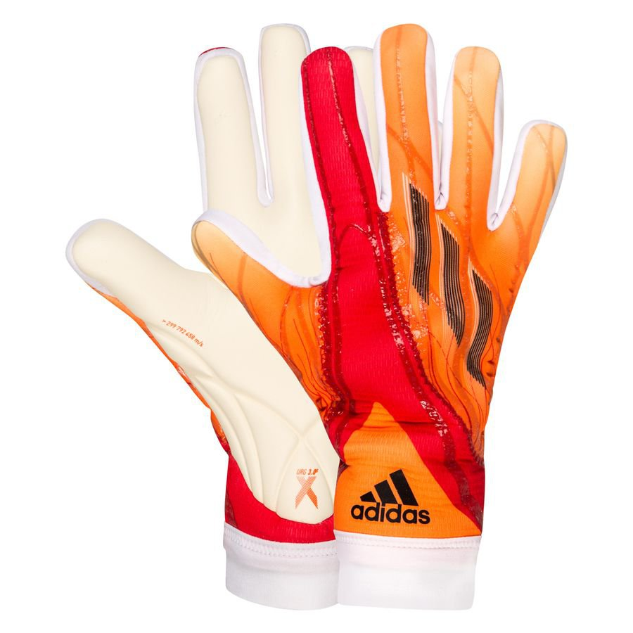 adidas Keepershandschoenen X League Meteorite - Rood/Wit/Zwart