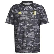 Juventus Trænings T-Shirt Pre Match - Sort/Gr