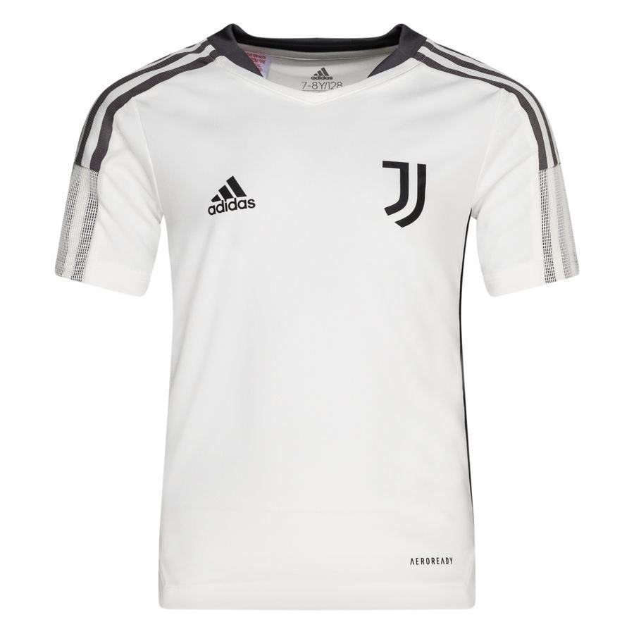 Juventus Trænings T-Shirt Tiro - Hvid