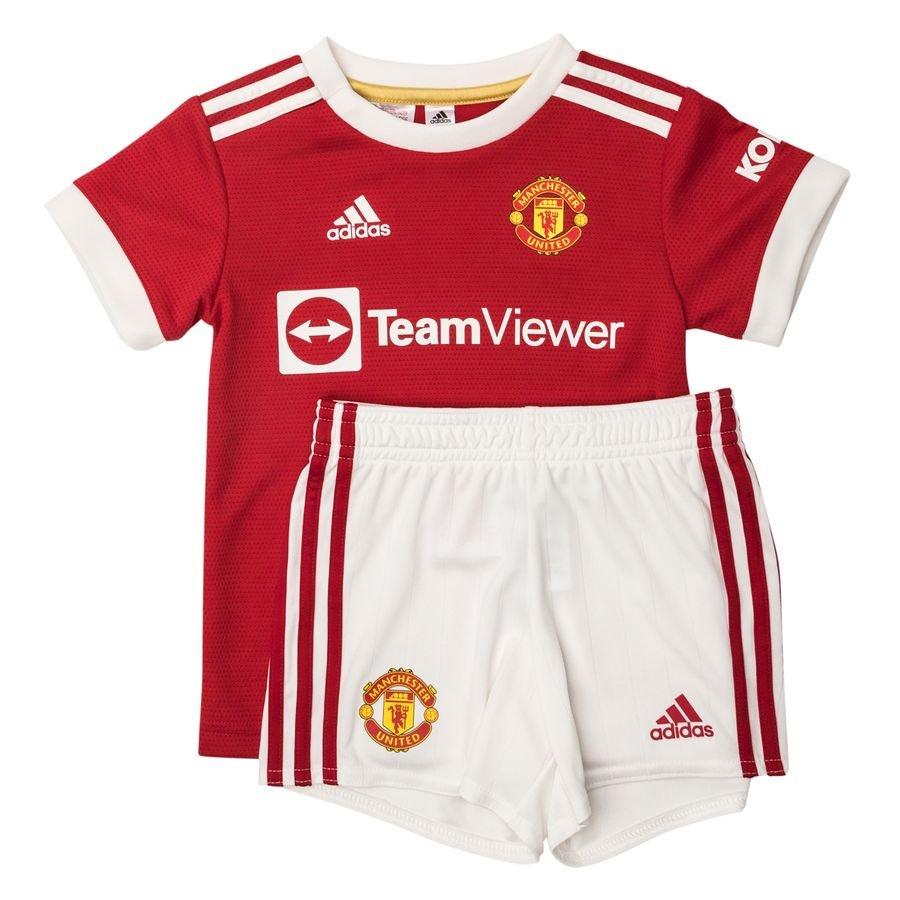 Manchester United Hjemmebanetrøje 2021/22 Bab