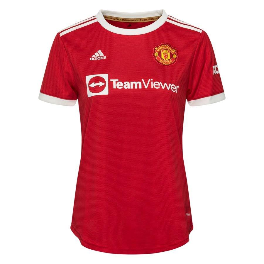 Manchester United Hjemmebanetrøje 2021/22 Kvi