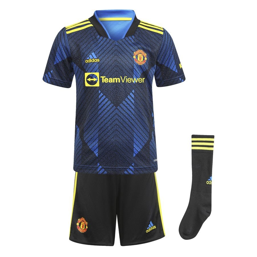 Manchester United 3. Trøje 2021/22 Mini-Kit B
