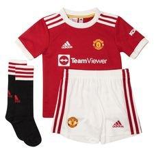 Manchester United Hjemmebanetrøje 2021/22 Min