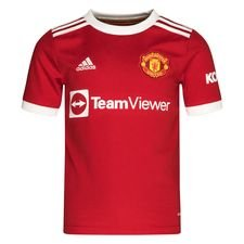 Manchester United Hjemmebanetrøje 2021/22 Bør