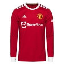 Manchester United Hjemmebanetrøje 2021/22 Lan