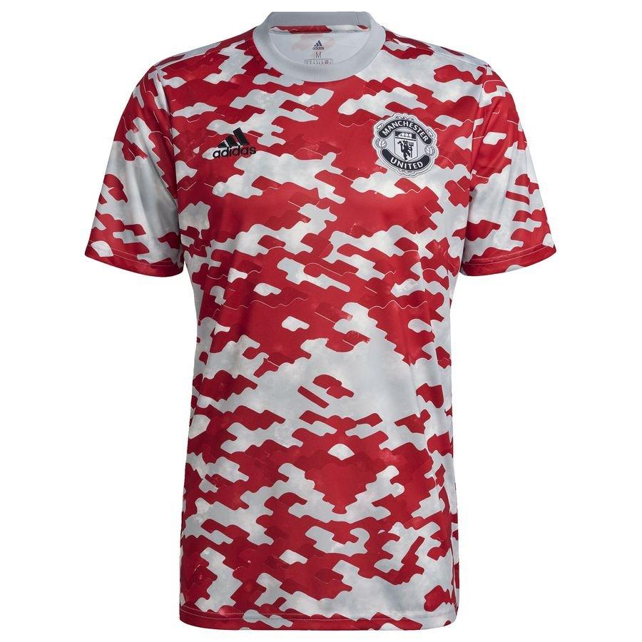 Manchester United Trænings T-Shirt Pre Match