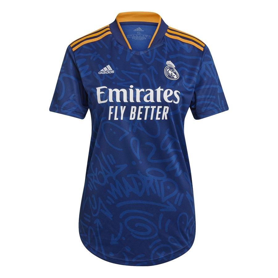 Real Madrid Udebanetrøje 2021/22 Kvinde