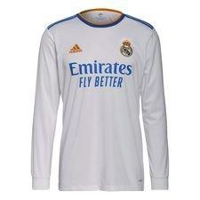 Real Madrid Hjemmebanetrøje 2021/22 Lange Ærm