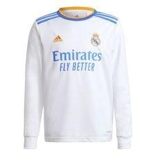 Real Madrid Hjemmebanetrøje 2021/22 Børn Lang