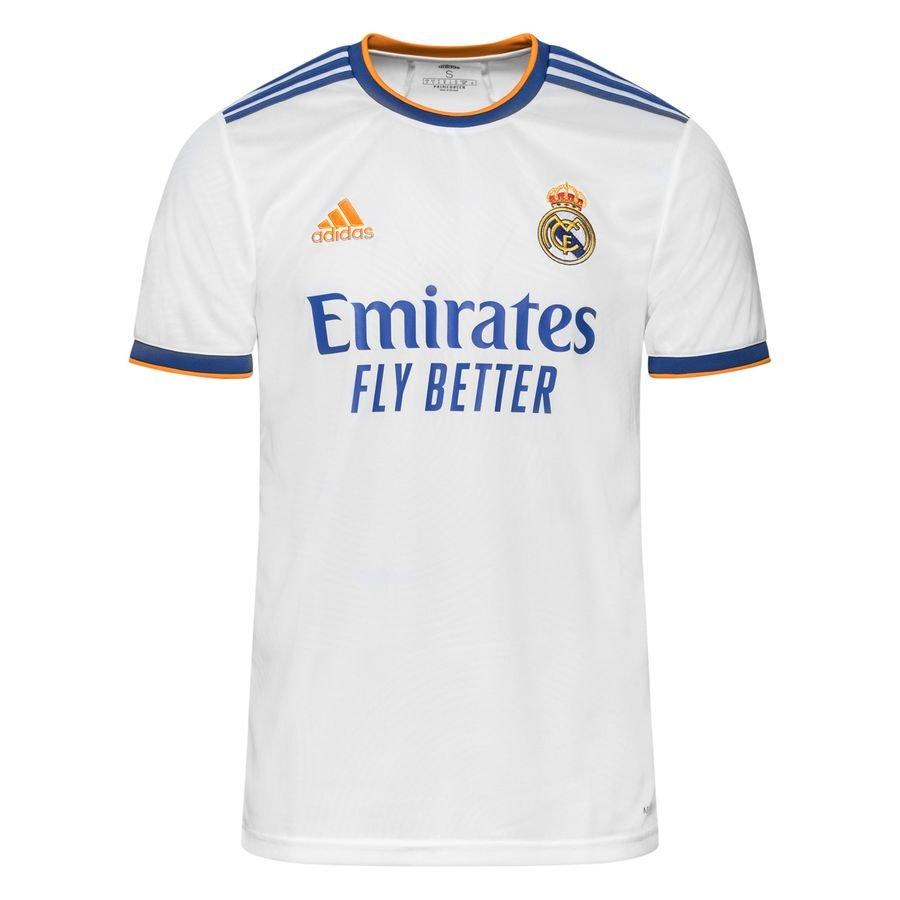 Real Madrid Hjemmebanetrøje 2021/22 Børn