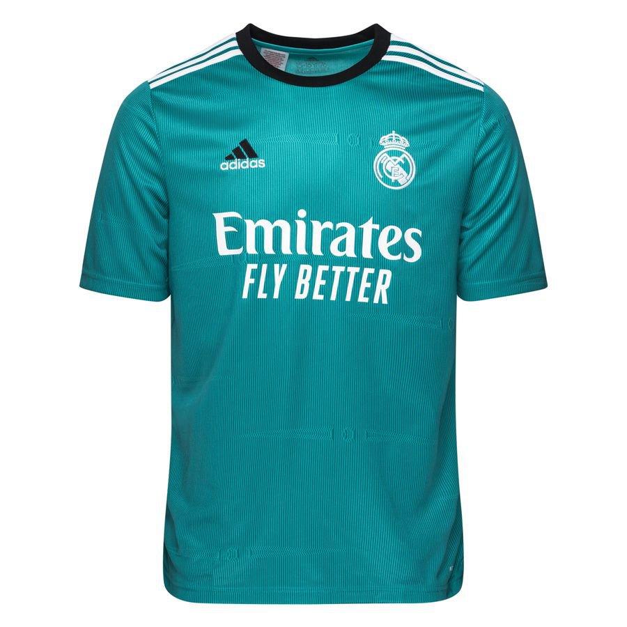 Real Madrid 3. Trøje 2021/22 Børn