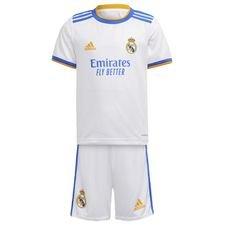Real Madrid Hjemmebanetrøje 2021/22 Mini-Kit