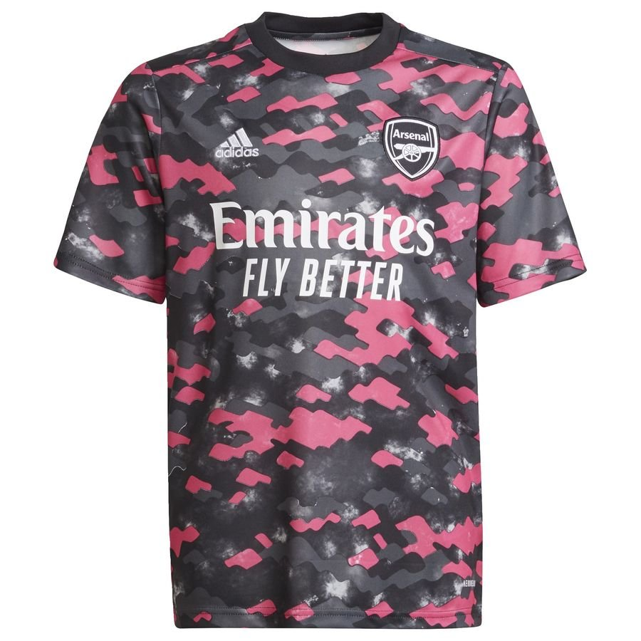 Arsenal Pre-Match Jersey Pink