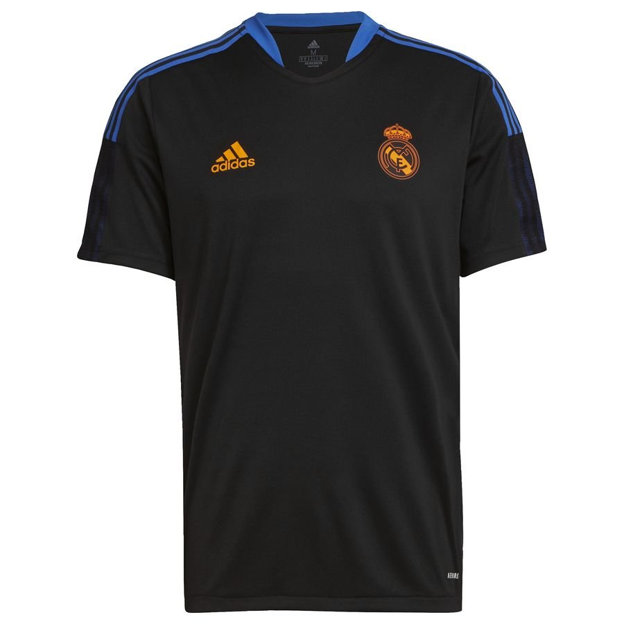 adidas Real Madrid Tiro Training trøje Sort