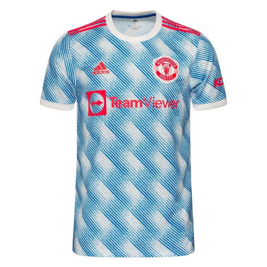 Manchester United Udebanetrøje 2021/22 Børn