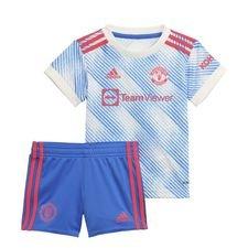 Manchester United Udebanetrøje 2021/22 Baby-K