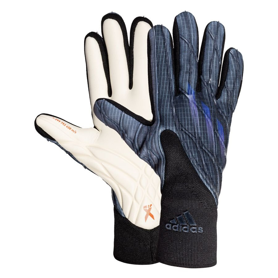 adidas Keepershandschoenen X Pro Escapelight - Zwart/Grijs/Blauw