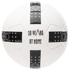 Juventus Fotboll 10 Years At Home Mini - Vit/Svart
